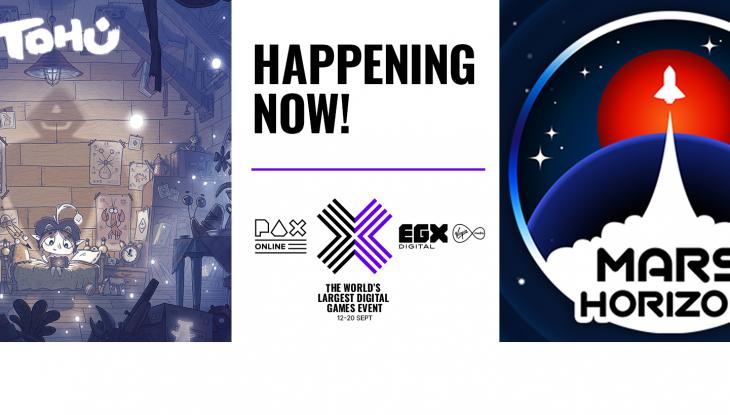 PAX Online x EGX Digital