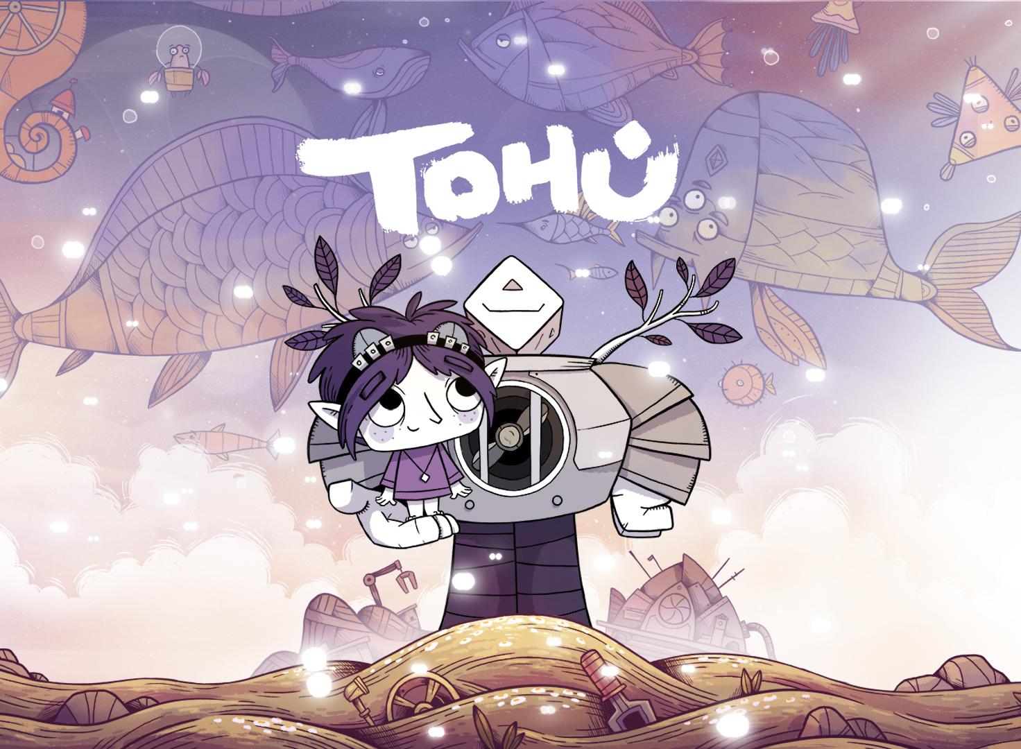 TOHU - Key Art